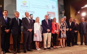 sep-Miembros del convenio de colaboración con el Ministerio del Interior