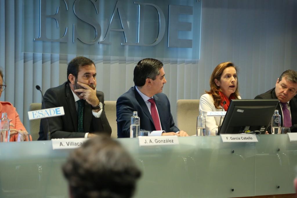 """Ana Plaza Arregui, Secretaria General CEOE, explica que su objetivo es """"hacernos más flexibles, cercanos y modernos"""""""