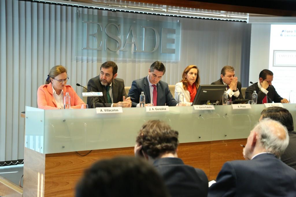 Ana Villacañas, Directora General de Organización, Recursos Humanos, Sistemas de Información y Compras del Grupo FCC, habla sobre la organización de FCC