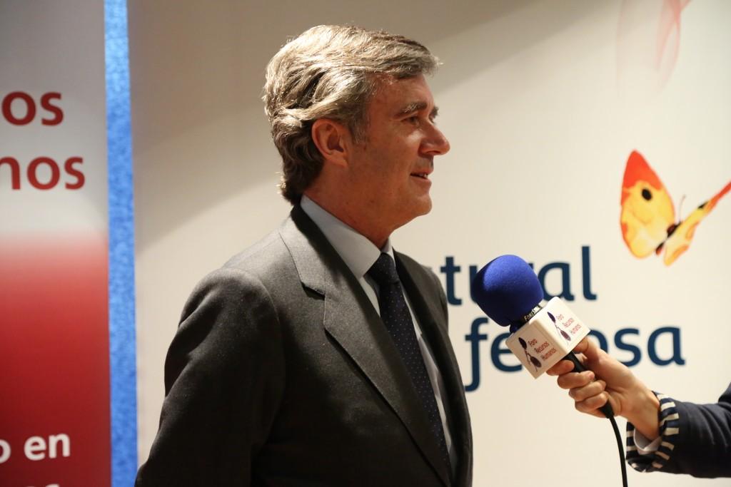 Tomás Pereda Riaza, director de Recursos Humanos y Organización de Unidad Editorial, atiende a Foro Recursos Humanos