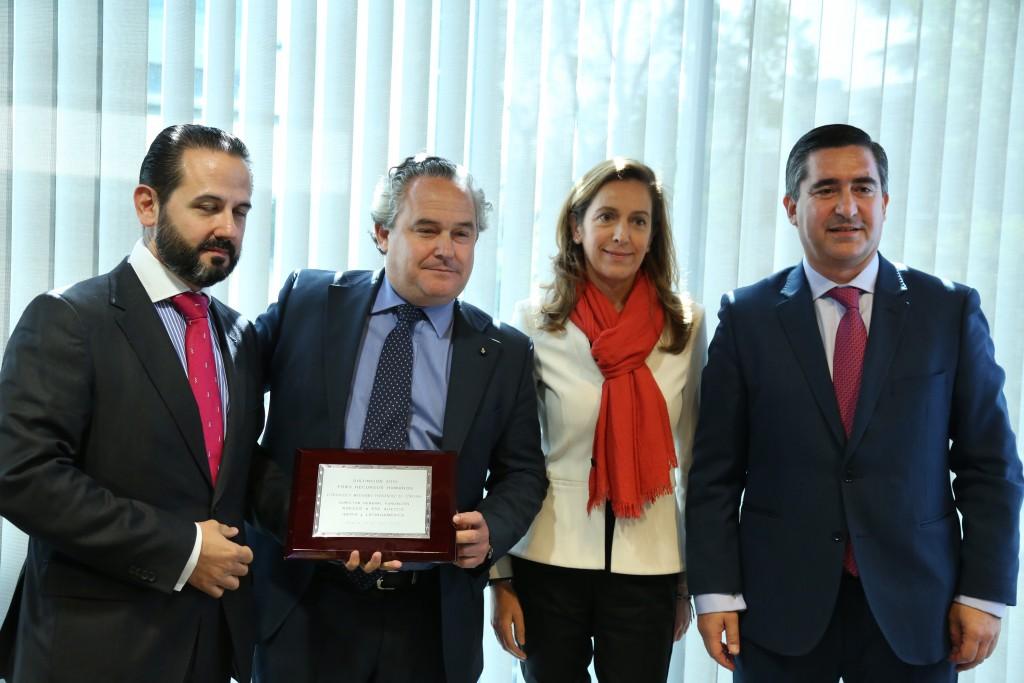 Francisco Mesonero, director de RSE del Grupo Adecco y director general de la Fundación Adecco, Distinguido Foro RRHH 2015