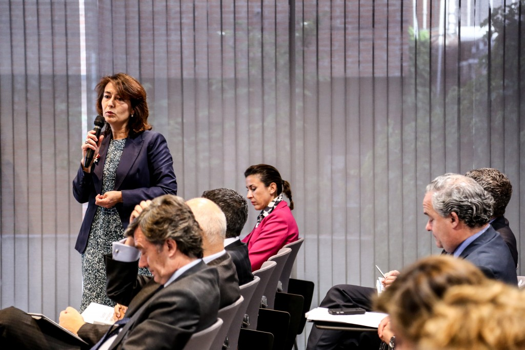 Intervención de Dulce Subirat, Presidenta de Aedipe y Directora de RRHH de Mutua Madrileña