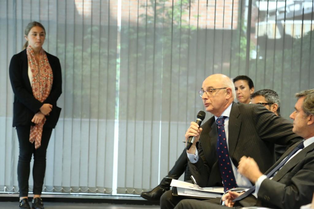 Jorge Cagigas, Presidente de Fundipe