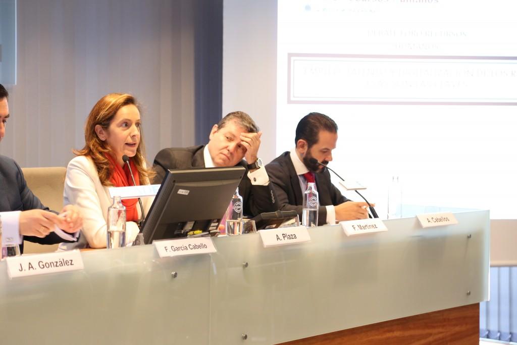 Intervención de Ana Plaza Arregui, nueva Secretaria General CEOE