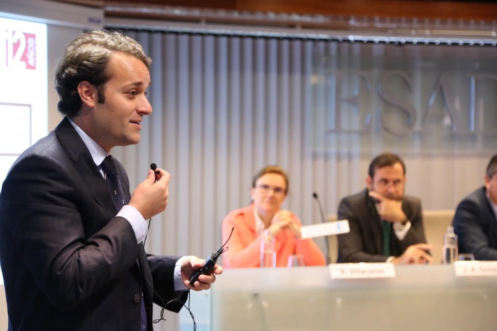 Intervención de José Antonio Vizner, director general comercial de Capital Radio