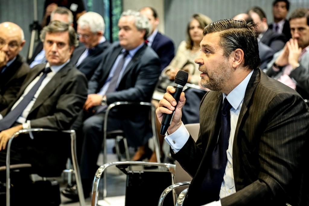 Javier Martín de la Fuente, CEO del Grupo Persona