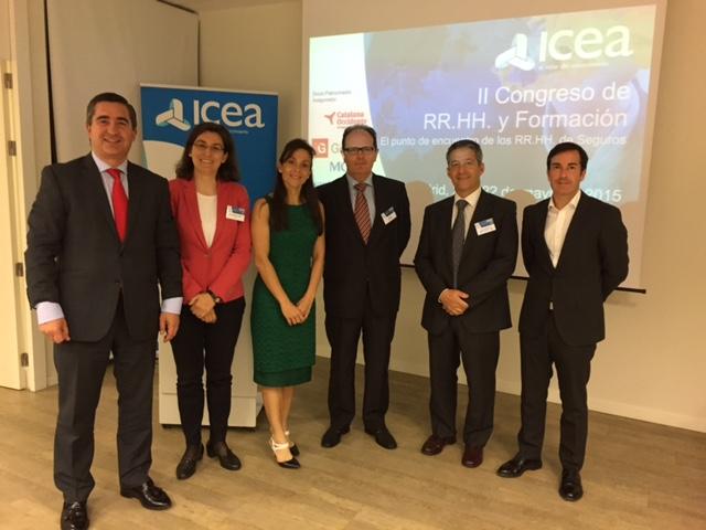 II Congreso de RRHH de ICEA