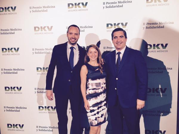 II Premio Medicina y Solidaridad DKW