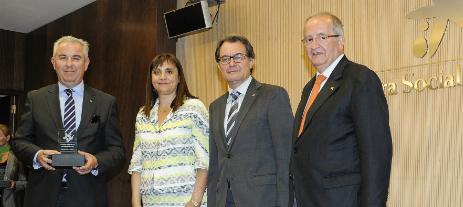 ISS España distinguida en el Foro Europeo de la Diversidad