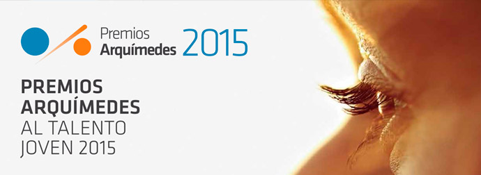 Premios Arquimedes 2015