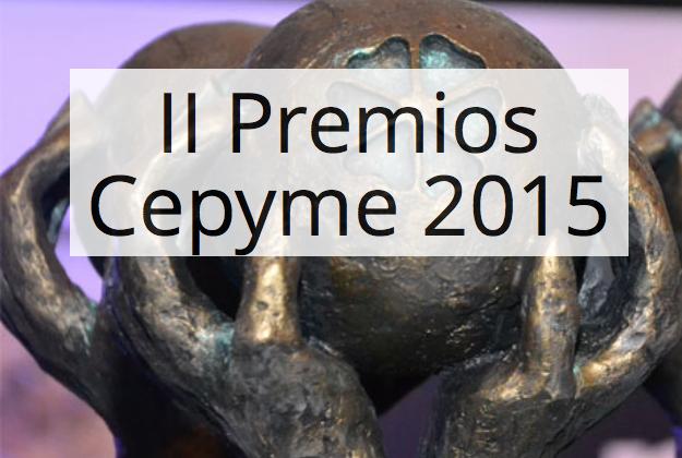 II Premios Cepyme