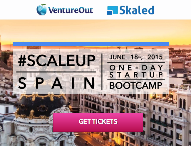 Scale Up Spain