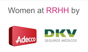 Women at RRHH by Adecco y DKV