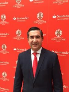 Francisco García Cabello en los XXVIII Cursos de Verano de la UCM