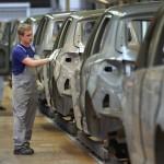 Trabajador sector automovilístico