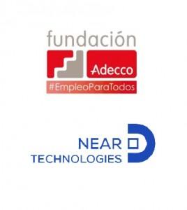 Fundacion Adecco y Near Technologies