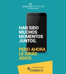 Energy Sistem y Correos