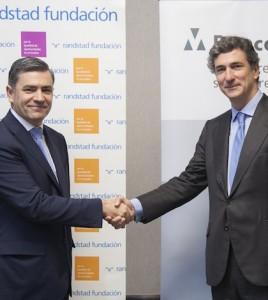 Fundación Randstad y Banca March