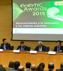 premio enerTIC Awards 2015