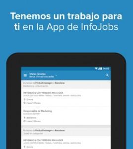 App de InfoJobs