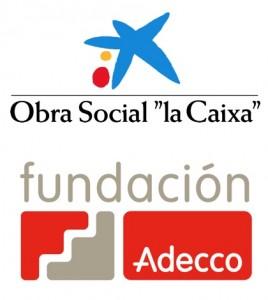 Obra Social la Caixa y Fundacion Adecco