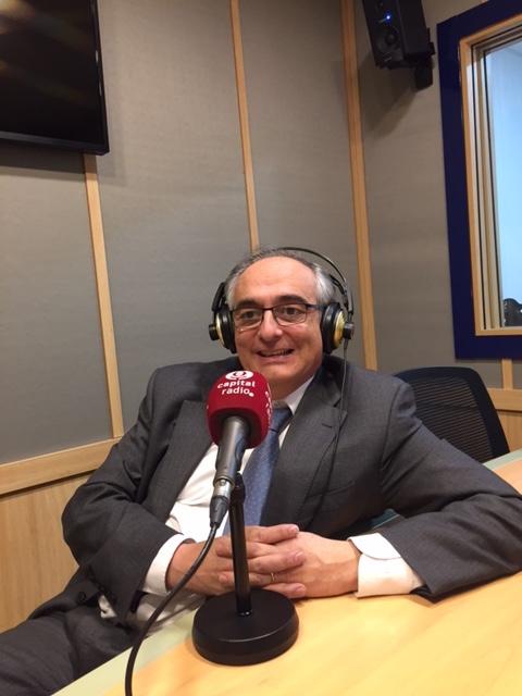 Federico Montilla, Director General de Santa Fe Relocation