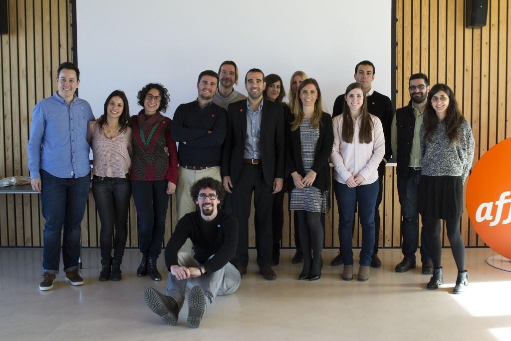 participantes del Programa Multicompañía de Desarrollo de Talento