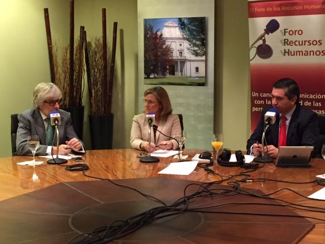 Luis Herrera, María Jesus Biechy y Francisco García Cabello