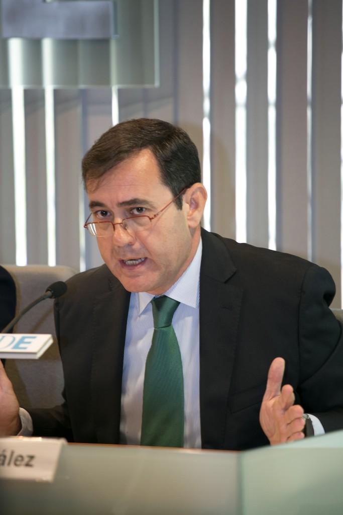 """Con el Employer Branding """"no se trata de atraer solo al que está fuera, sino que se trata también de atraer al que está dentro"""", dijo José Antonio González"""