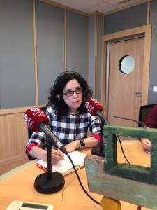 Elena Giménez, Directora General de Speexx España