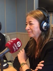 Fanny Delgado, Directora de RRHH de Iron Mountain