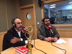 Fernando Botella y Julián Martín, de Kiabi España
