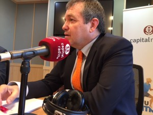 Francisco Martínez, Director de Gestión de Personasy del Conocimiento de Bankinter