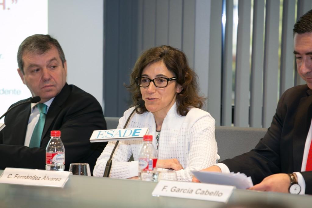 Intervención de Carmen Fernández Álvarez, Directora de Cultura en Gas Natural Fenosa