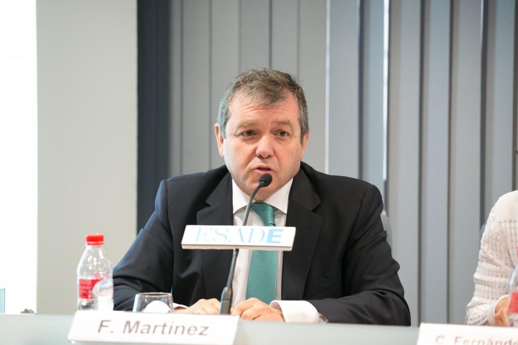 Intervención de Francisco Martínez, Director de Gestión de Personas y del Conocimiento en Bankinter
