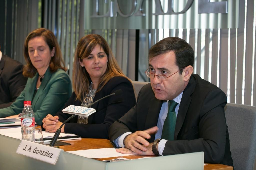 Intervención de José Antonio González, Director de Relaciones Laborales en Hewlett-Packard y Presidente del Club de Dirección de Personas y Organización de ESADE-Madrid