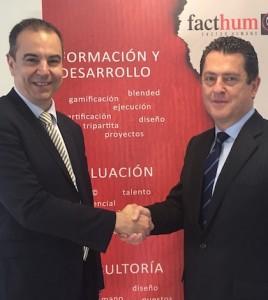 Javier Sevilla y Juan Carlos Pérez Espinosa