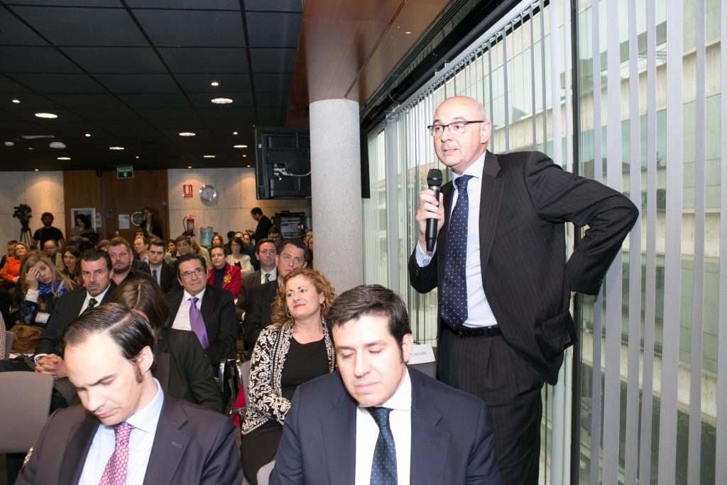 """Jorge Cagigas, Presidente de Fundipe, aseguró que """"la marca de una empresa la hace la suma de las buenas intenciones de todos los empleados"""""""