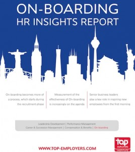 On-Boarding – HR Insights Report