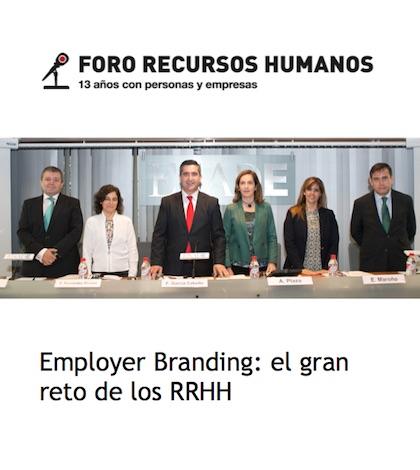 Portada informe Employer Branding