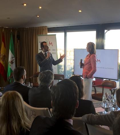 Alejandro Costa y Rosa Siles, vicepresidentes de TEAM