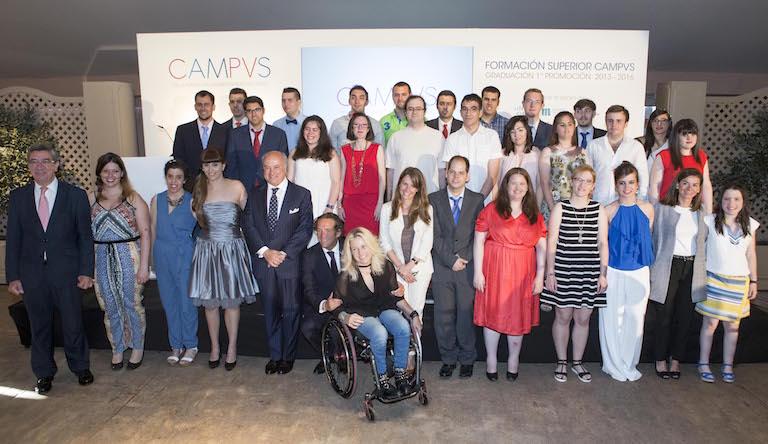 16 empresas internacionales apoyan el proyecto campvs de - Fundacion carmen pardo valcarce ...