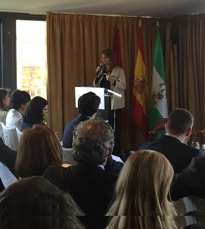 Rosario Rey García, Directora General de Economía y Política Financiera de la Comunidad de Madrid