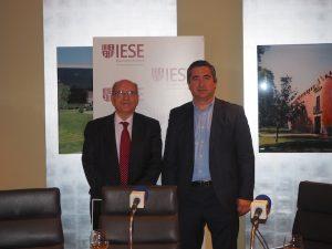 Sandalia Gómez y Francisco García Cabello
