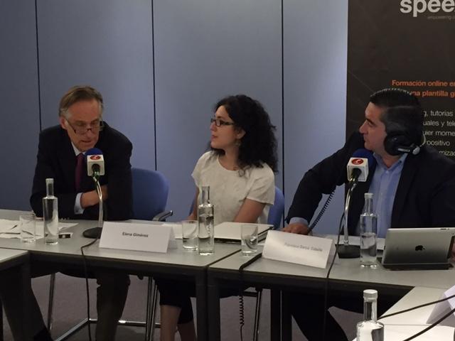 Walther von Plettenberg, Elena Giménez y Francisco García Cabello