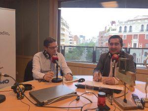 Jose María Fernández de Navarrete y Francisco García Cabello