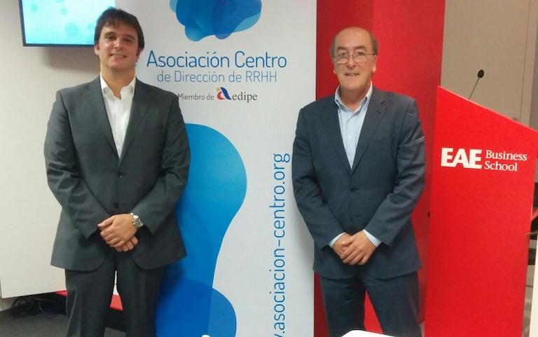 Álvaro Casal García y Enrique Arce
