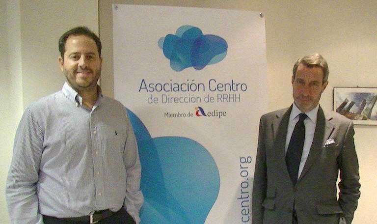 Carlos Echalecu y Julio Moreno