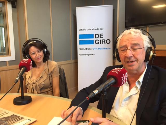 Javier Ibáñez y Beatriz García-Quismondo