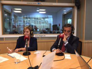 Sonia Martínez y José Grande